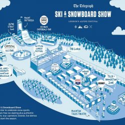 Ski and Snowboard Show London returns to its traditional half-term slot
