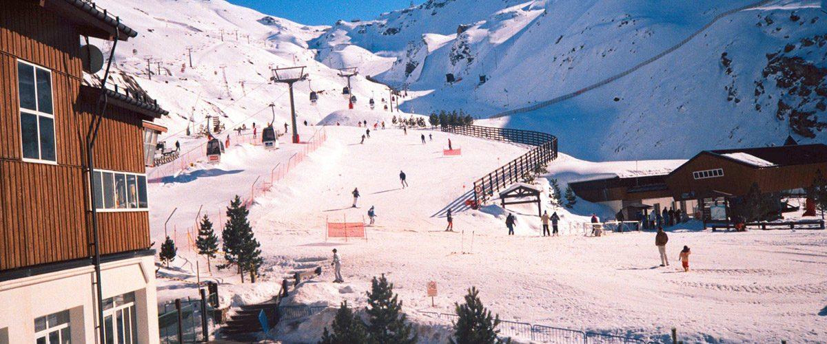 Snowresort relaunches