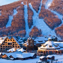 New England Ski resort has completed $90m Alpine Development