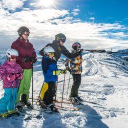 Six Top Ski Resorts for Families in Tirol