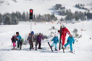Skiing Area - Silvapark Galtür ©Silvapark Galtür_Andre Schönherr