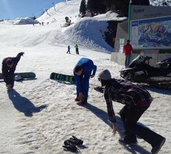 New 'Snow and Fitness' Week With ZEST. Launches This winter in Morzine, France