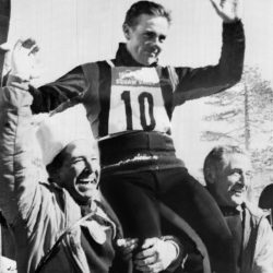 Skier Jean Vuarnet, who struck gold with tuck position, dies