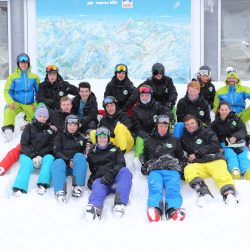 Summer Ski Course: Learn To Speak German And Work As A Ski Instructor in St Anton