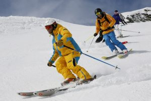 planning your first ski holiday