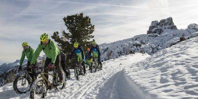 10 WAYS TO ENJOY THE SNOW IN CORTINA D'AMPEZZO