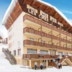 Chalet Hotel Le Cimes, Alpes d'Huez,