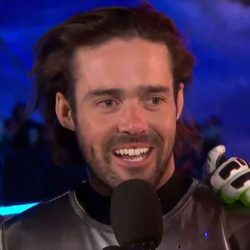Spencer Matthews Beats Olympic Favourite In The Jump Final