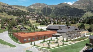 Renovations and Improvements of the Verbier Sports centre