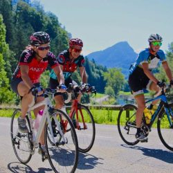 Elevation launch short break cycling holiday in the French Alps that takes on the famous Col Challenge