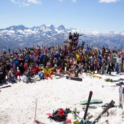 Today Mammoth Brings A Close To California's longest ski season