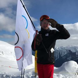 Ski Jump With Eddie The Eagle At The Calgary Olympic Park This Winter