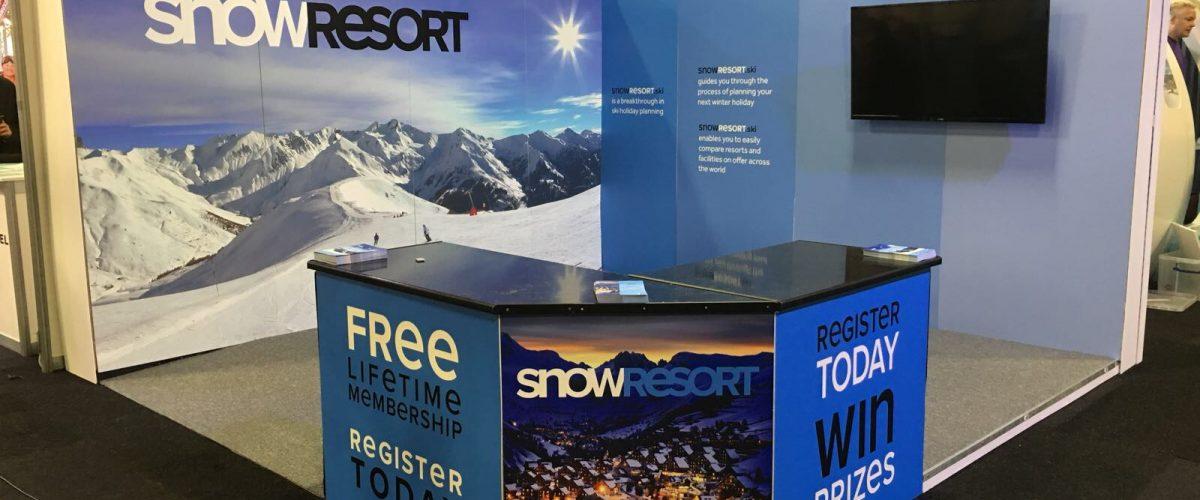 Come Visit Our Stand 611 @ Telegraph Ski & Snowboard Show 2017