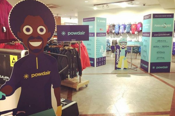 Powdair Launches Flights From Manchester Airport