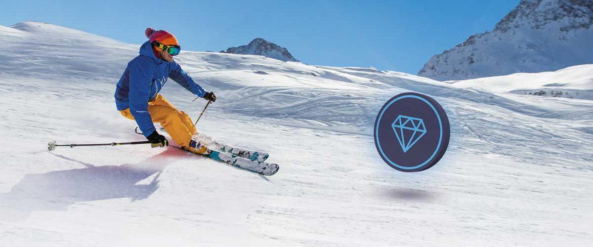 Upgrade to adventure. Ski with Skadi FIS guide app - Partnered with snowresort.ski