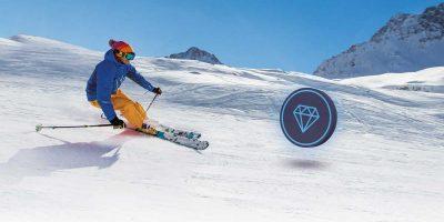 Upgrade to adventure. Ski with Skadi FIS guide app – Partnered with snowresort.ski