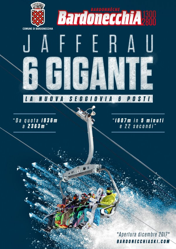 Jaf 6 Gigantic lift