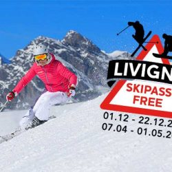 Enjoy Your Free Lift Passes in Livigno