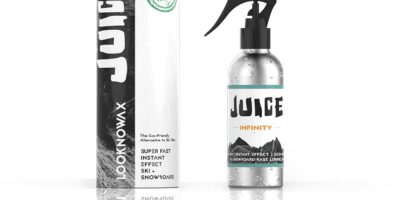 The World's First Eco-Friendly Alternative To Ski Wax Hits The Market