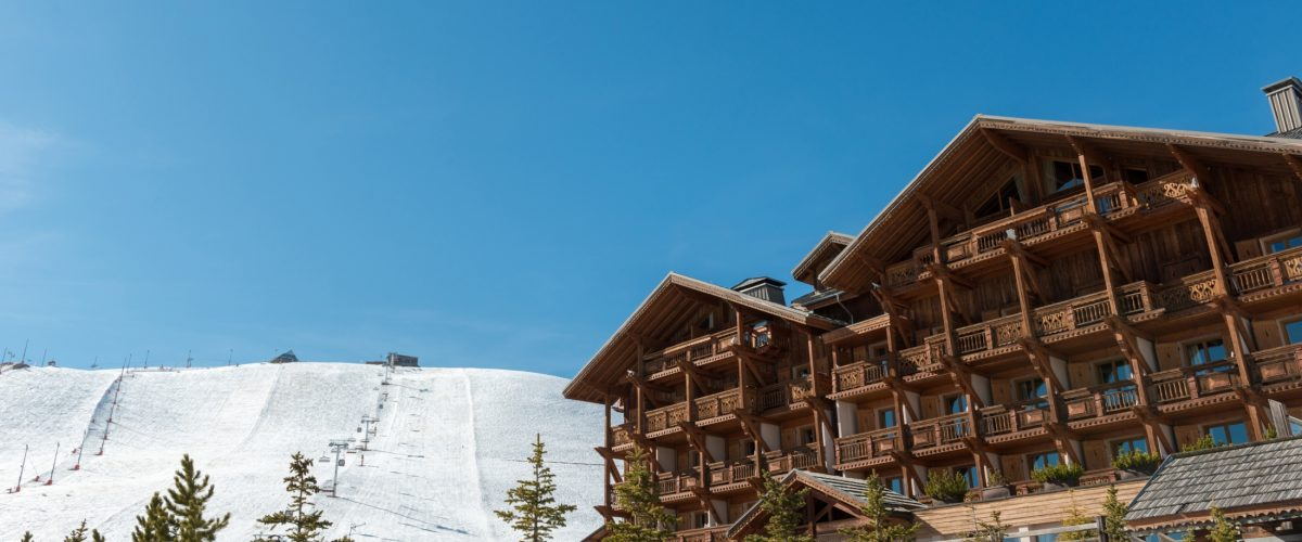 At the Chamois d'Or, the first 5-star hotel in Alpe d'Huez and Isère!