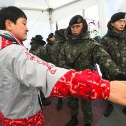 1200 Quarantined at Winter Olympics in Pyeongchang