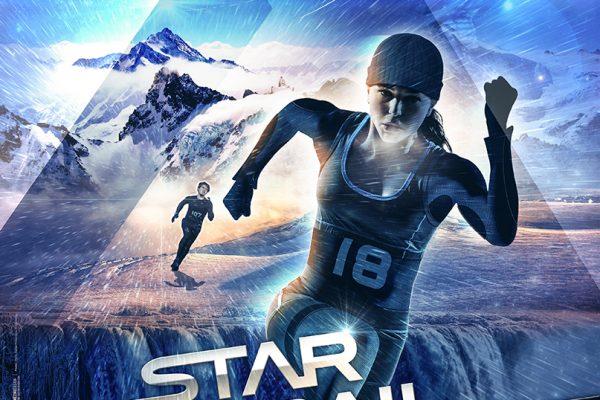 STAR TRAIL 16 MARCH 2018