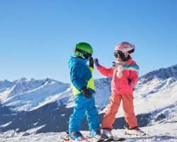 multi-generational ski holidays