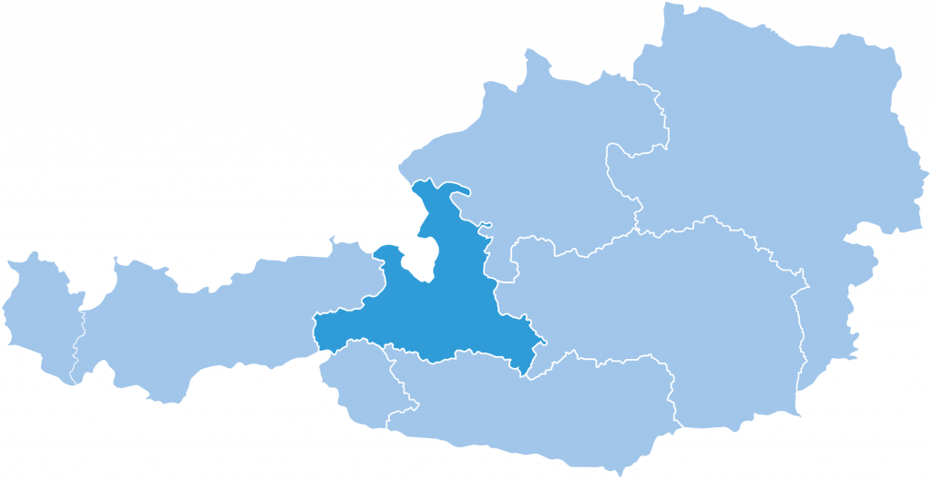 regions austria salzburg