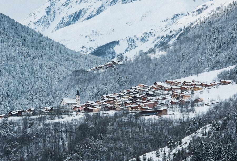 2018 Winter Les3Vallees ValleeDesBellevilles Photo DavidANDRE MAN0198 villages 1.3.1