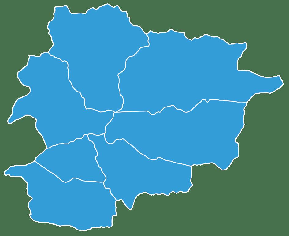 Andorra ski regions