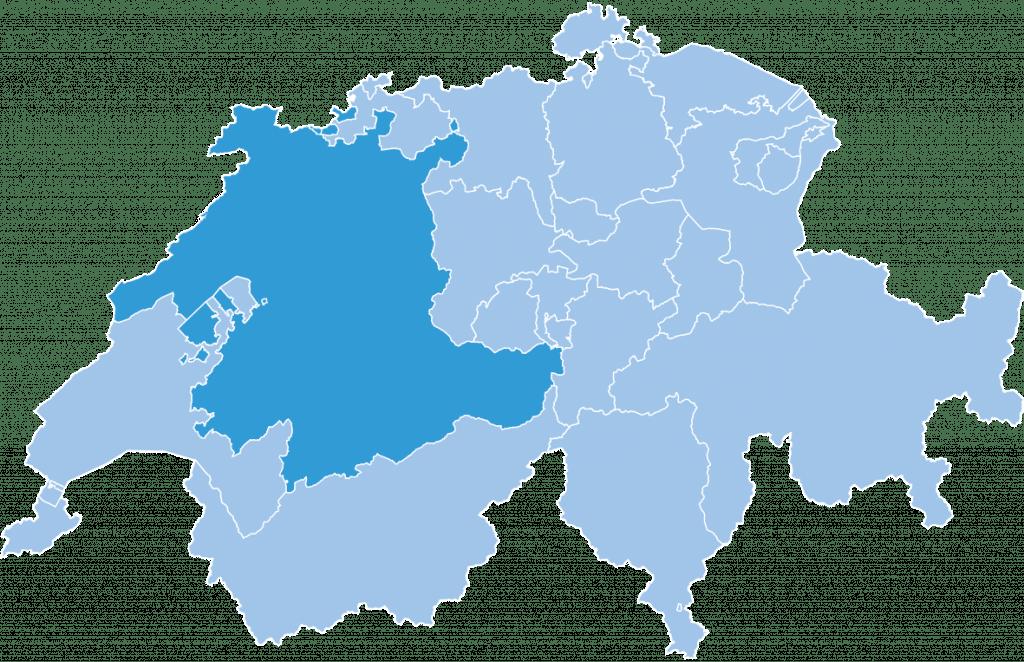 Mittelland Swiss ski region