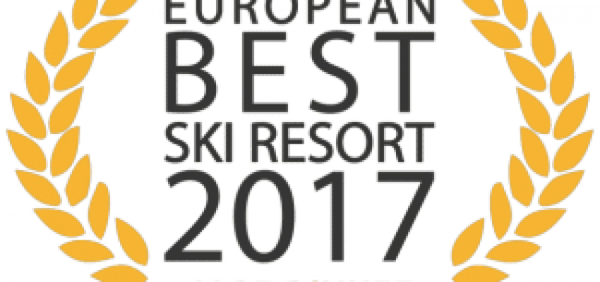 Eurepean Best Ski Resort 2017 - Alp D'Huez