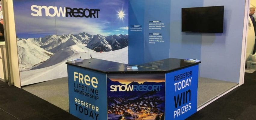 Snowresort - ski show 2017