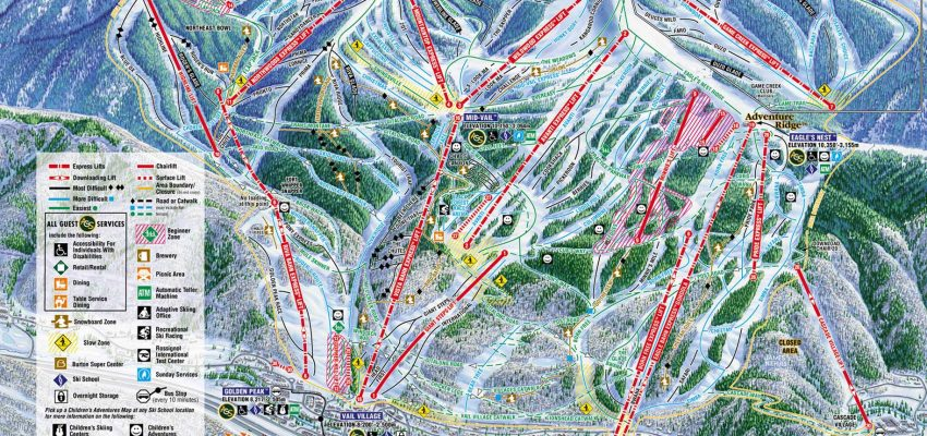 Vail-Ski-Resort-Trail-Map