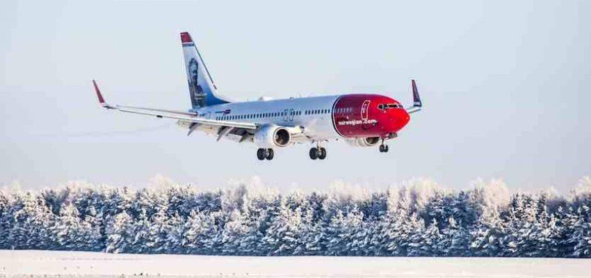 norwegian airlines-2021